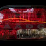 چراغ عقب خودرو پراید 131